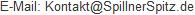Kontakt zur Kanzlei Spillner & Spitz - Rechtsanwälte für Arbeitsrecht, Steuerrecht und Erbrecht in Heidelberg - E-Mail